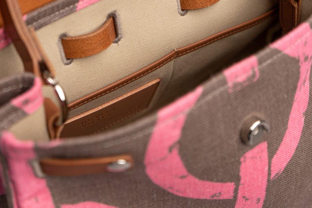borse di stoffa artigianali e di pelle irevedì