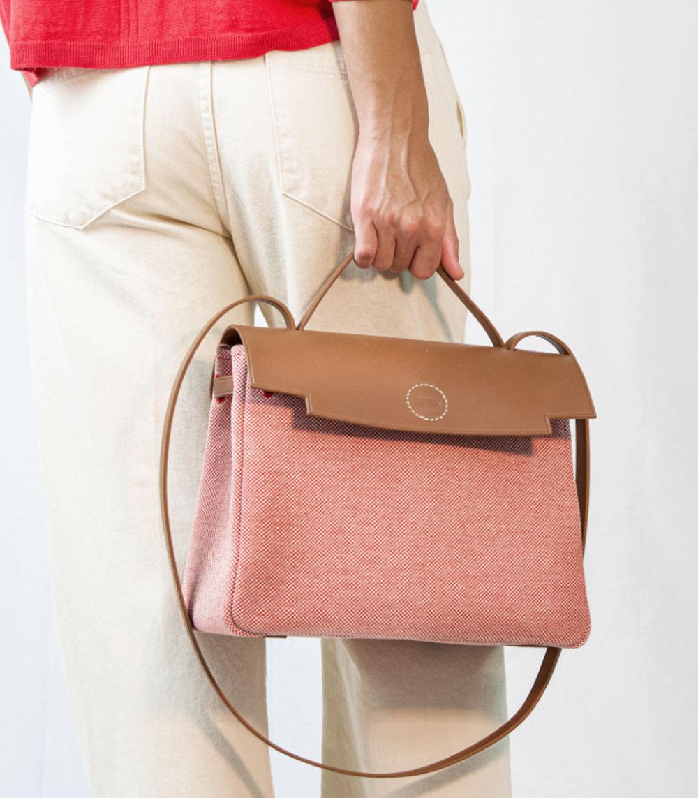 irevedì brand borse in pelle artigianali prodotte a firenze