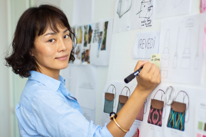 collezione irevedì brand designer