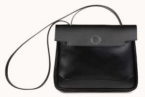 Ray Bag Nappa Black borse artiginali in pelle
